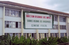 CENTRE FISCAL FIANARANTSOA A